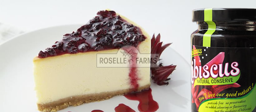 Roselle Natural Conserve